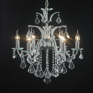 Modern crystal chandelier Model-1