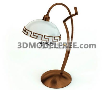 Table Lamp _ Chinese Classic
