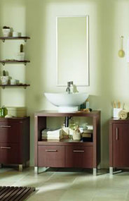 Washbasins and Shelves
