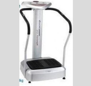 To lose weight using vibration machines