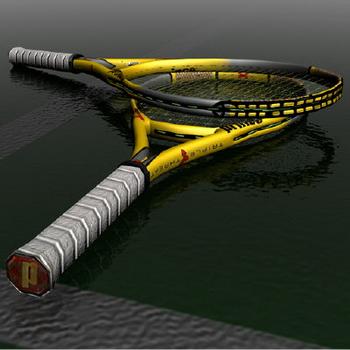 Rackets 3D Models