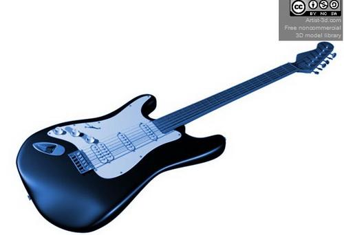 Electric guitar fashion-2