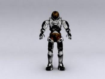 Platinum robot model