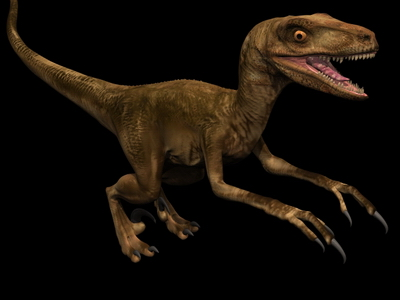Animal Model: Tyrannosaurus 3dS Max Model