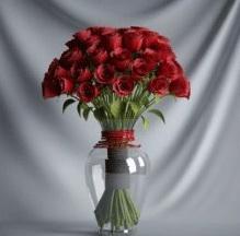 Plant Bonsai Series - Rose 3D model (including materials)
