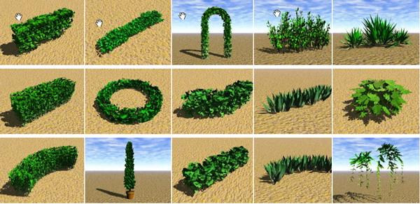 3ds max landscape models free download beatiful landscape for Garden design in 3ds max