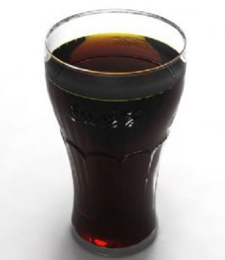 A cup of Coke