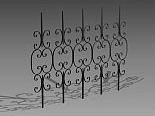 25 sets   Iron, railings, staircases Rotary 1 (Total 128)