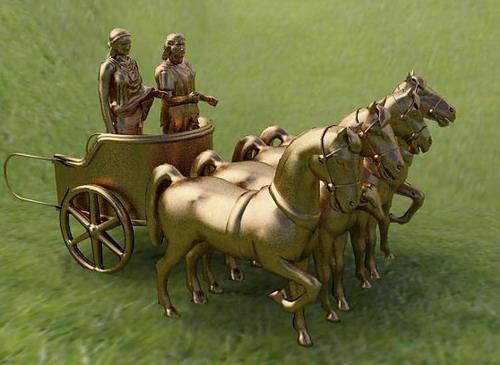 sculpture five cases