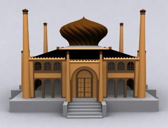 Islam mosque