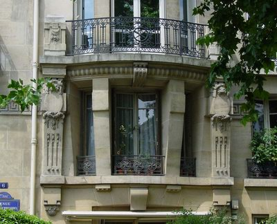 French Style Windows and Door