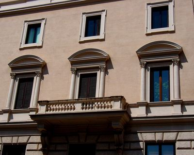 Vatican Style Architecture Demo: Windows and Doors ¢ò