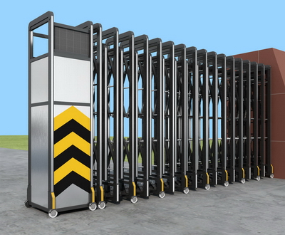 Exquisite electric shift gate