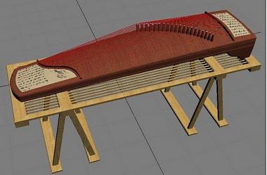 Zheng 3D model