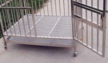 Stainless Steel Cage Model