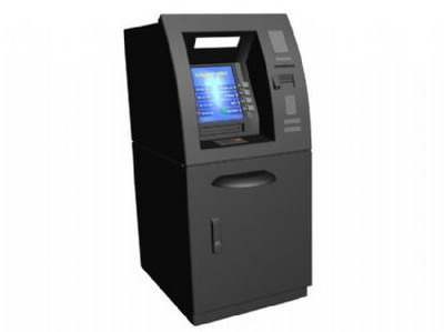ATM(Automatic Teller Machine) 3DsMax Model