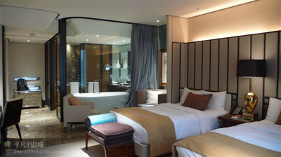 Commercial Interior Design: Business Hotel Standard Room