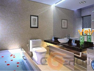 Minimalism Bathroom Design