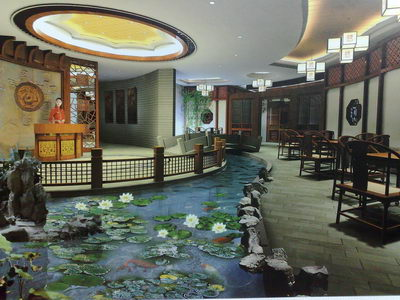 Chinese Restaurant_ Lotus Pond