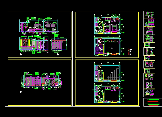 Hotel room model free download Opensource cad dwg