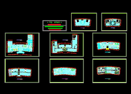 Source-day office building renovation plans