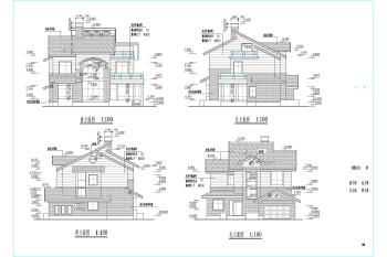 The Independence House Nakanishi villa construction plans