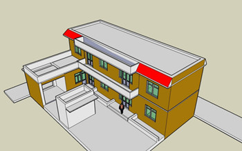 New rural residential CAD drawings