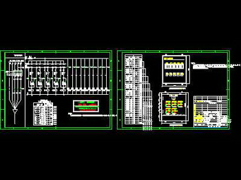 Street electrical control schematic diagram