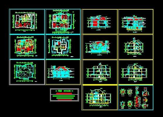 Villa construction Collection