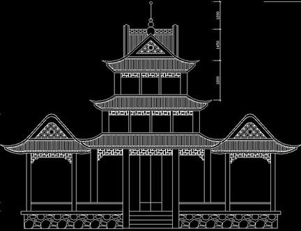 Landscape architecture cad design
