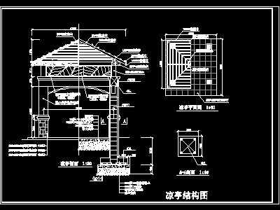 Landscape Construction Pavilion CAD Atlas