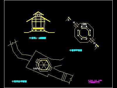 Scenic detailed planning program