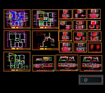 Suites CAD construction designs