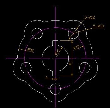 Gasket CAD drawings