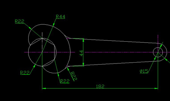 Wrench CAD drawings