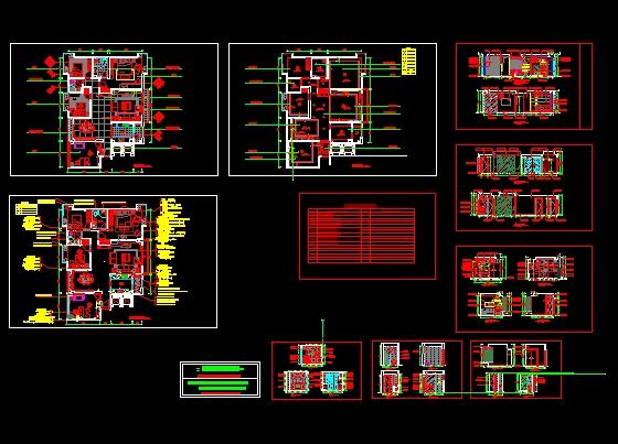 Home renovation design plans