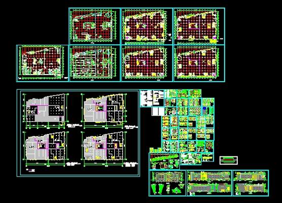 Building materials map
