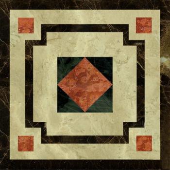 Floor fight tiles