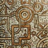 Europe type character vogue floor tile - 2