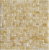 Woven modelling Mosaic map material - 2
