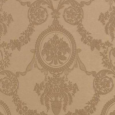 Brown Flowers Texture Wallpaper