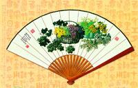 Oriental fan map-4