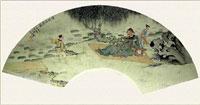 Oriental fan map-3