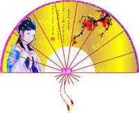 Oriental fan map-2
