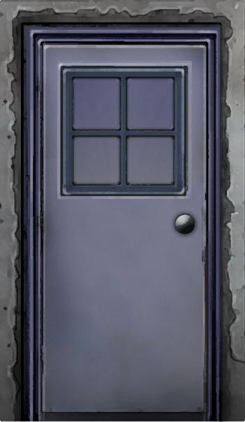 Doors texture mapping