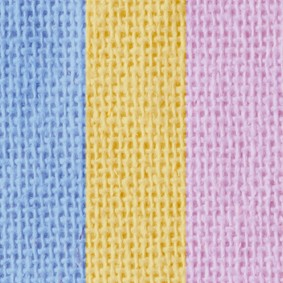 Three colors vertical stripe fabric textures