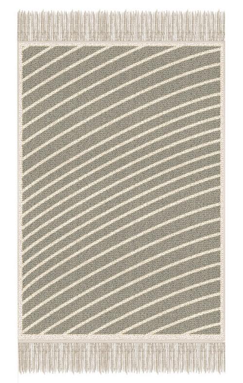 Beige striped carpet fabric texture
