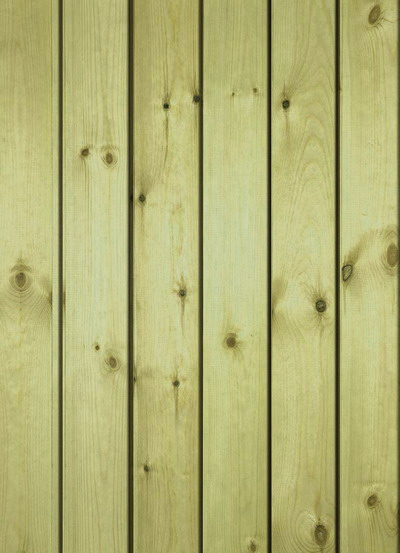 Sauna wood board texture mapping and anti-corrosion