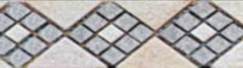The stone flowers line the floor textures