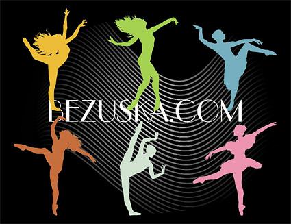 Baile de cifras en imágenes